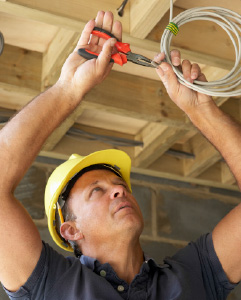 Electrical repair service at home